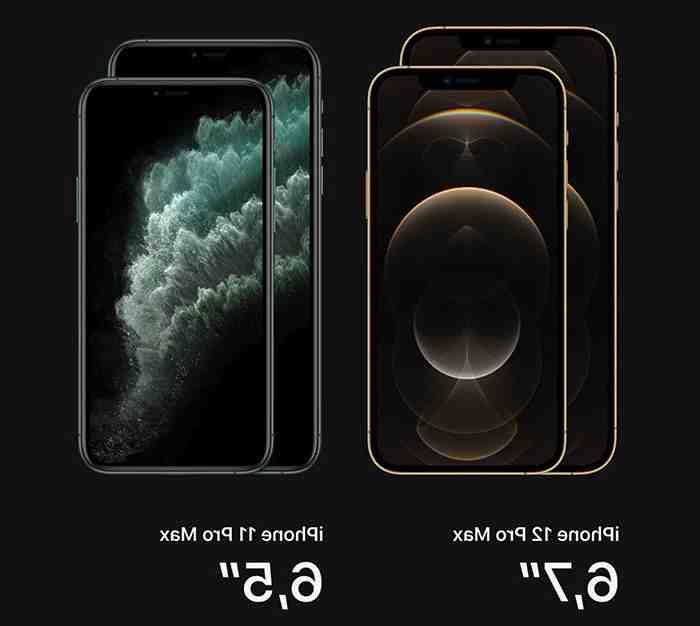 Quel est le mieux entre l'iPhone 11pro et le 12 ?