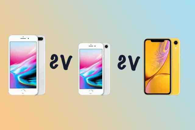 Quel est le mieux iPhone XR ou XS ?
