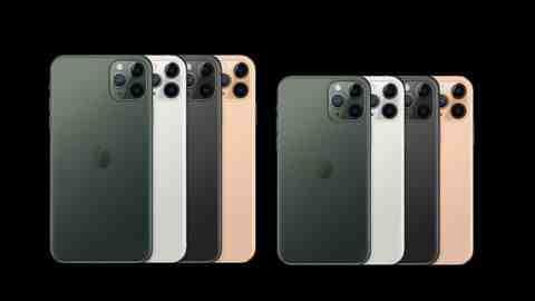 Quel est le plus grand iPhone ?