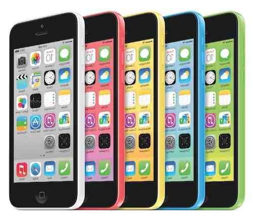 Quel est le prix de l'iPhone 5 ?