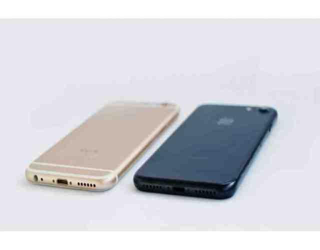 Quel est le prix de l'iPhone 5S ?