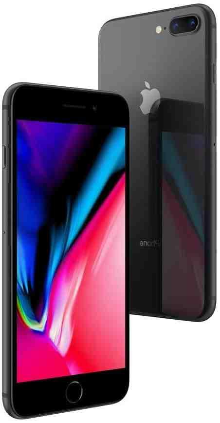 Quel est le prix de l'iPhone 8 plus ?