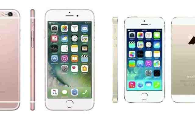 Quel iOS pour l'iPhone 5s ?