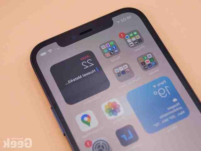 Quel iPhone est compatible avec la 4G ?