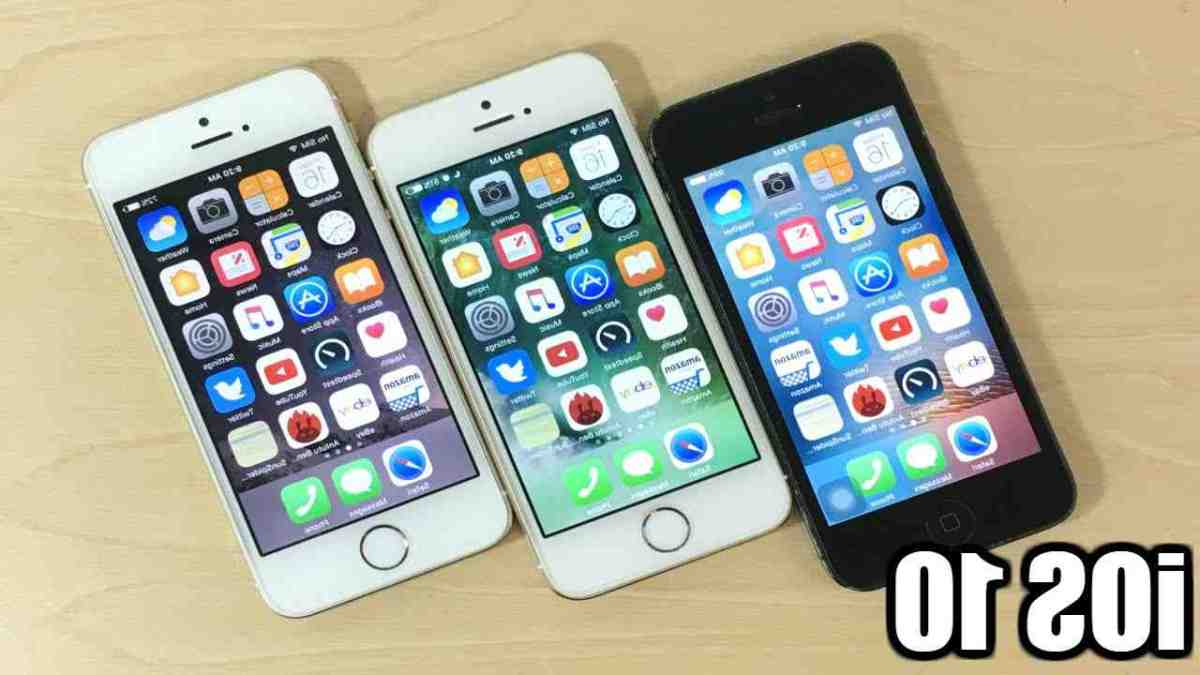 Quel iPhone peut avoir iOS 14 ?