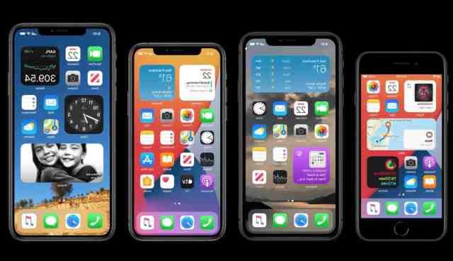 Quel iPhone peut avoir iOS 145 ?