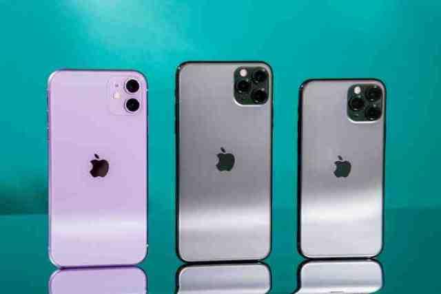 Quel iPhone prend la 5G ?