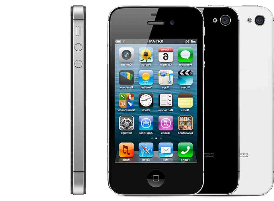 Quel iphone 5 ai-je ?
