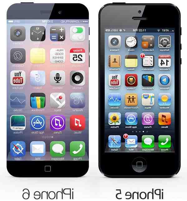 Quel taille fait l'iPhone se ?
