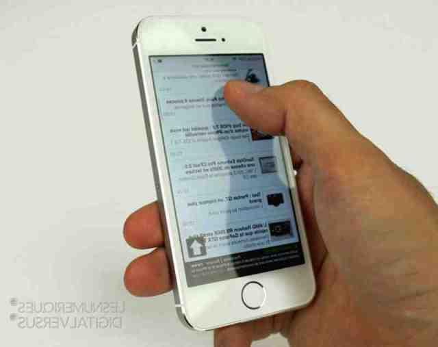 Quel type de carte SIM pour iPhone 5 ?