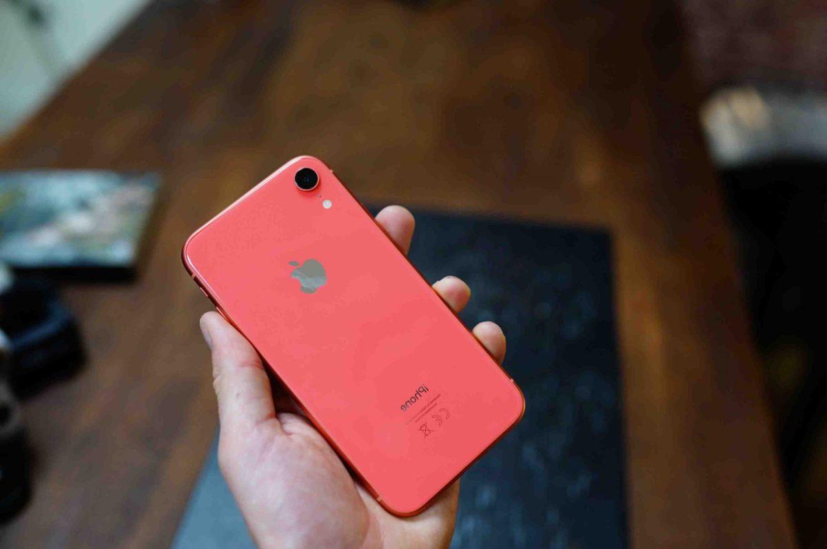 Quelle capacité de stockage choisir iPhone XR ?