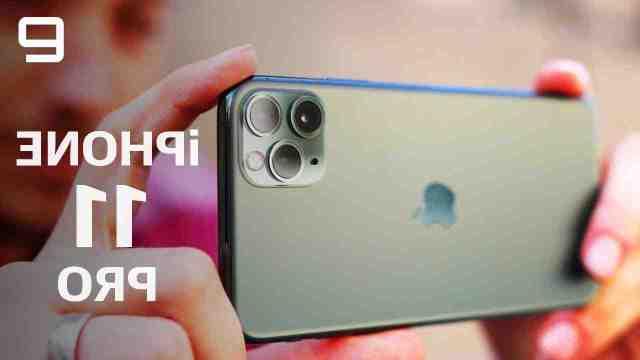 Quelle différence entre iPhone 11 et 11 Pro ?