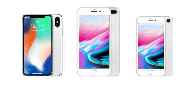 Quelle différence entre iPhone 8 et 8 plus ?