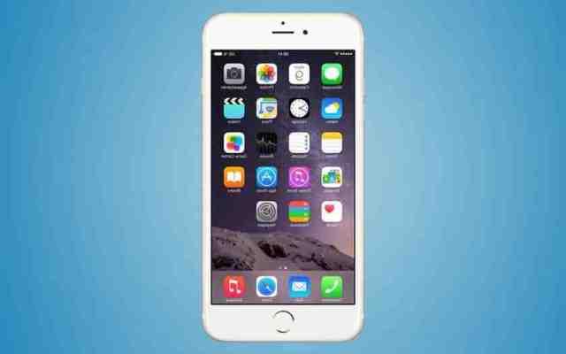 Quelle est la dernière mise à jour pour iPhone 5 ?
