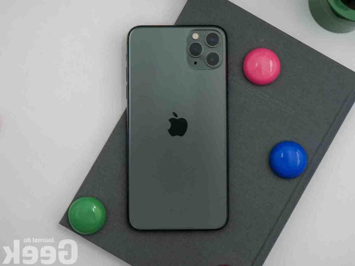 Quelle est la différence entre iPhone 11 Pro Max et iPhone 12 ?