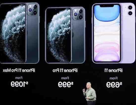Quelle est la différence entre iPhone XS Max et iPhone 11 ?