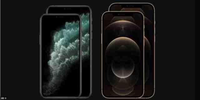 Quelle est la différence entre l'iPhone 11 et 12 ?