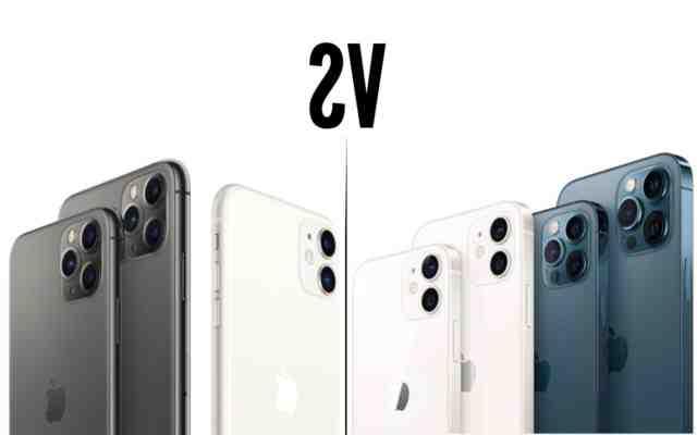 Quelle est la différence entre l'iPhone 12 et l'iPhone 12 mini ?