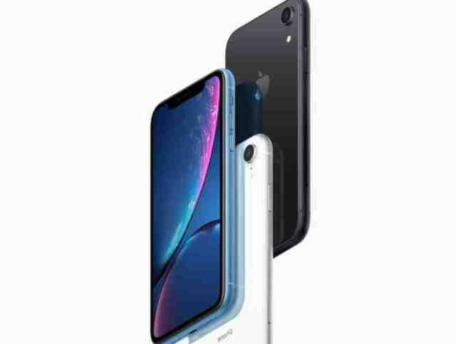 Quelle est la taille de l'iPhone XR ?