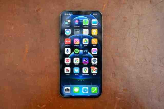 Quelle est la taille d'un iPhone 12 Pro Max ?