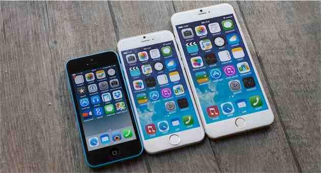 Quelle est la taille d'un iPhone 5 ?