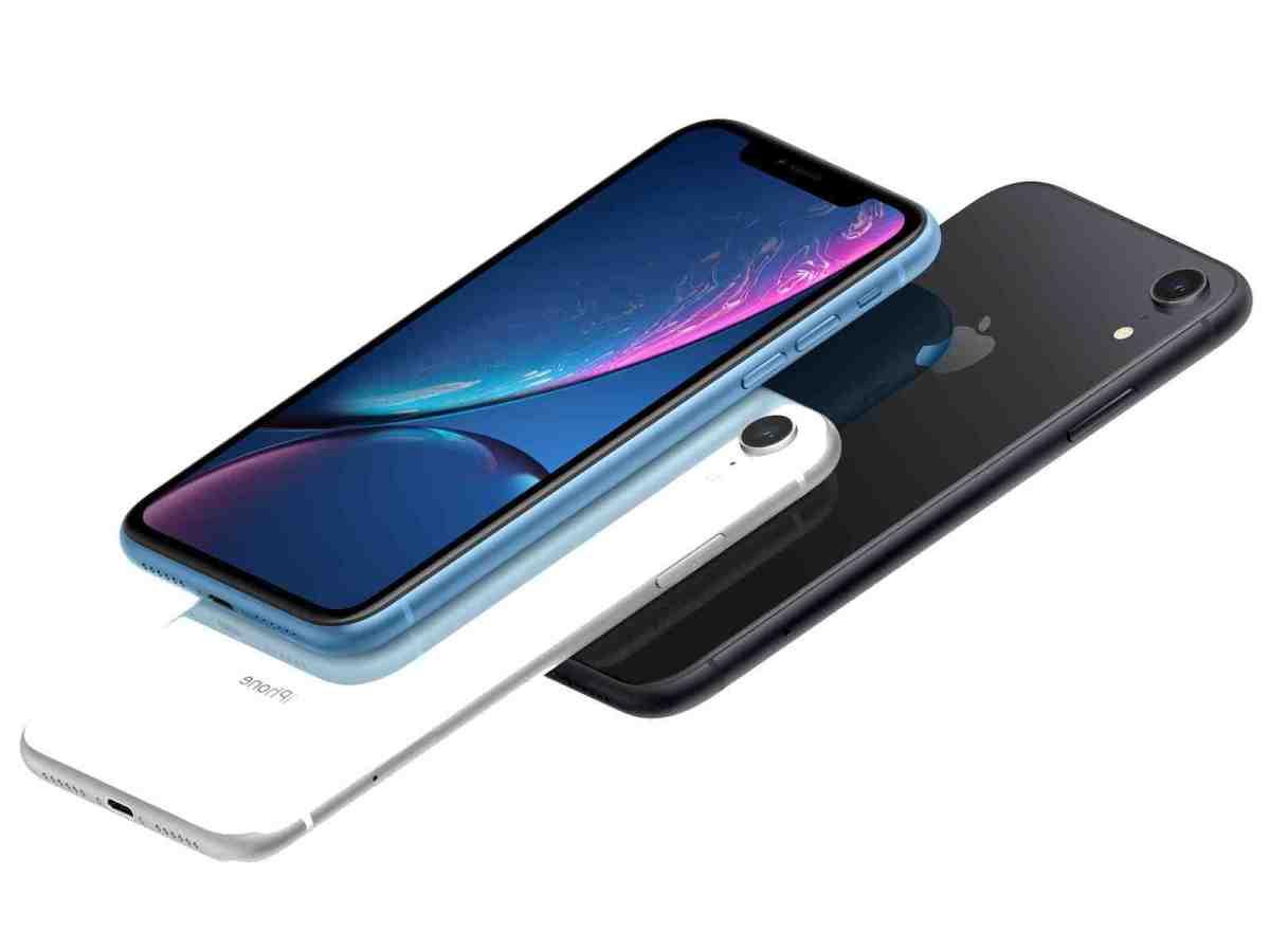Quelle est la taille d'un iPhone XR ?