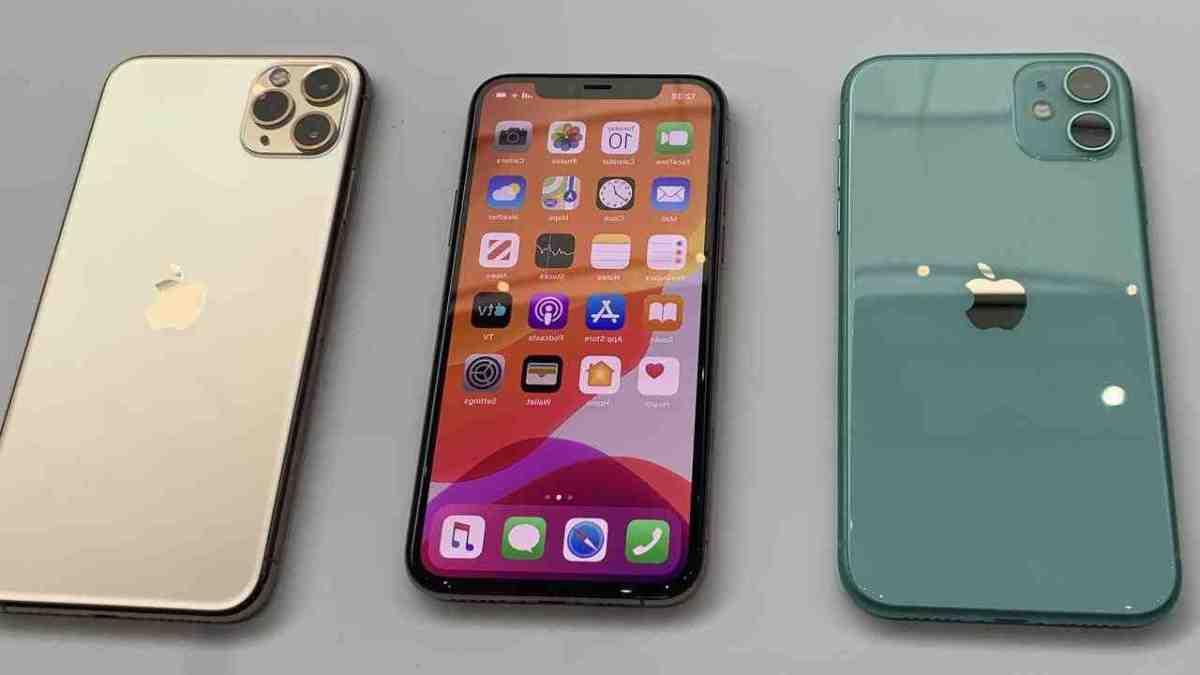Quelle taille fait l'iPhone 11 Pro Max ?