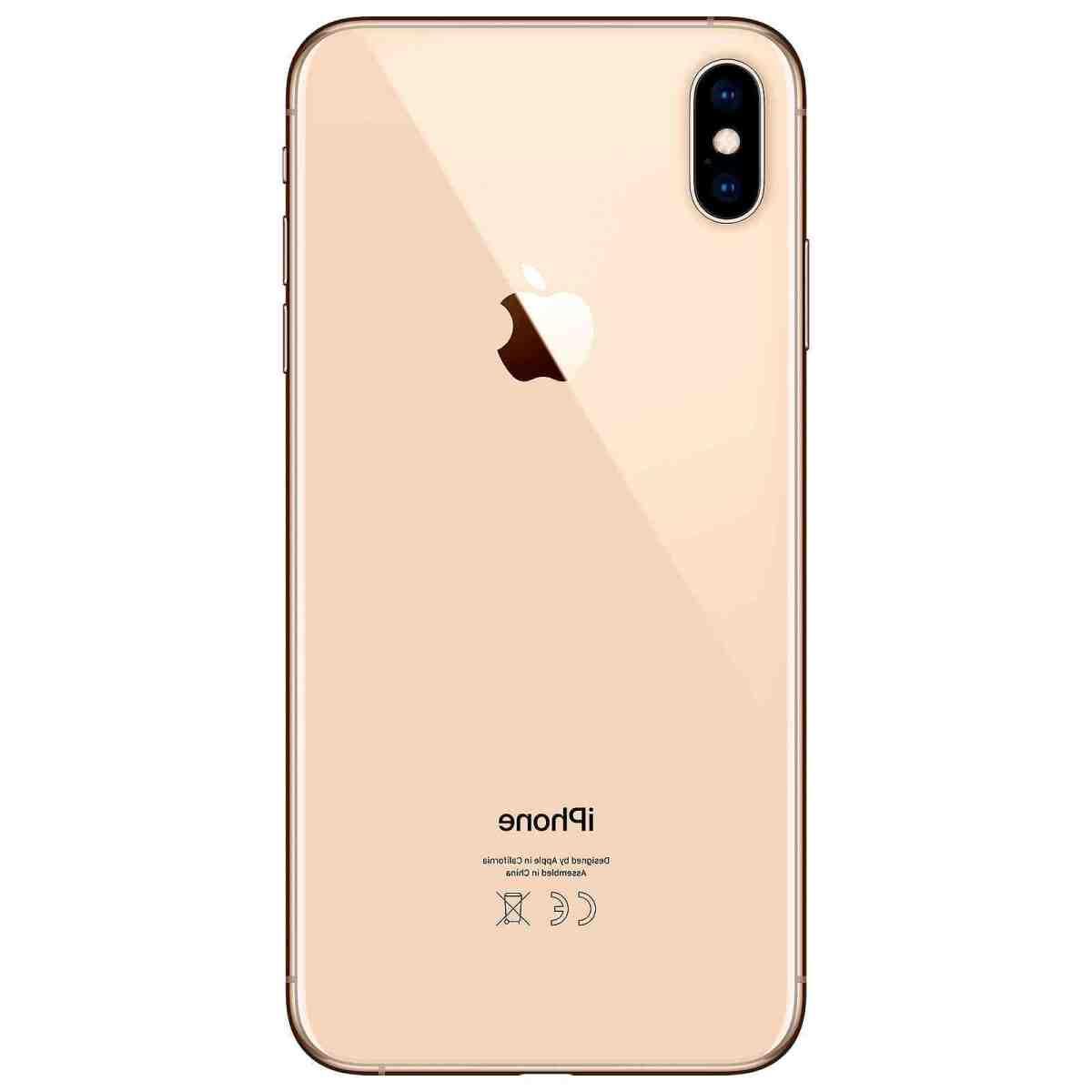 Quelle taille fait l'iPhone XS max ?