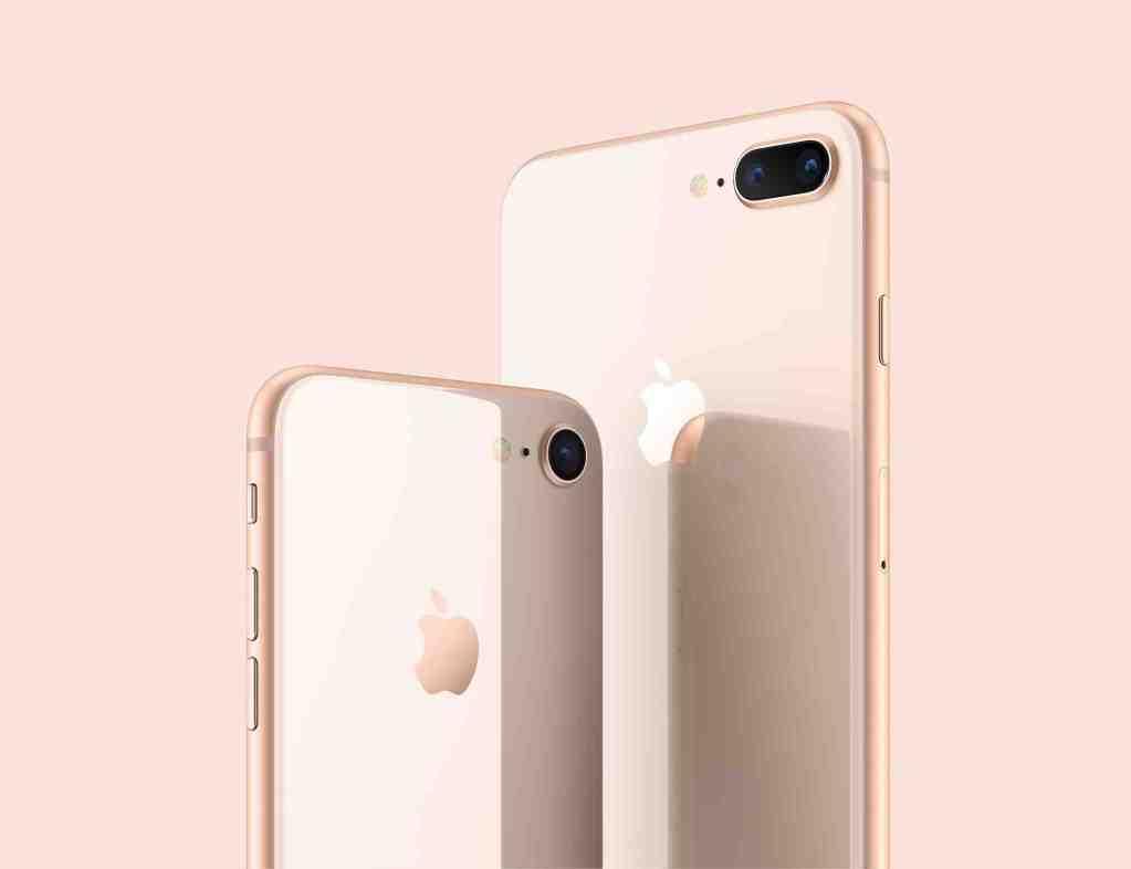 Quelles sont les caractéristiques de l'iphone 8 plus