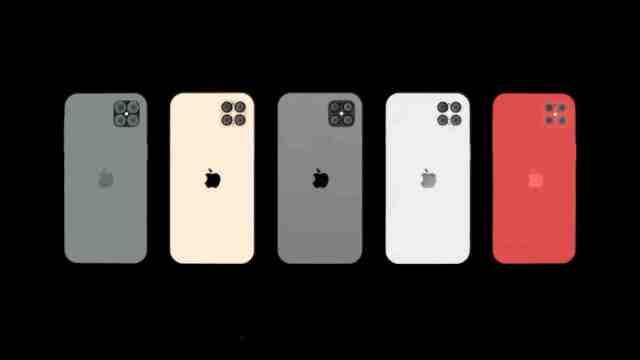 Qu'est-ce que l'iPhone 12 a de plus ?