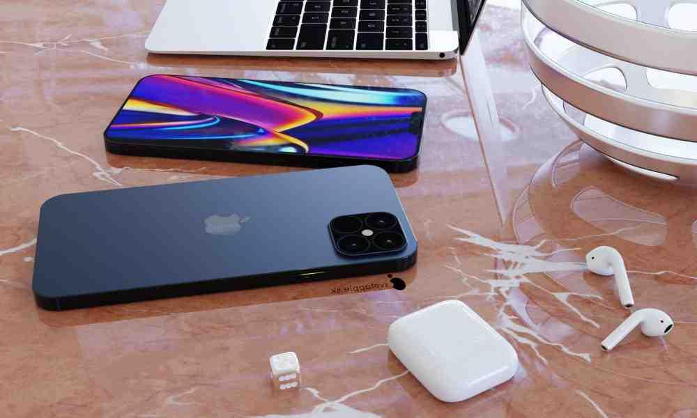Qui A-t-il dans la boite de l'iPhone 12 mini ?