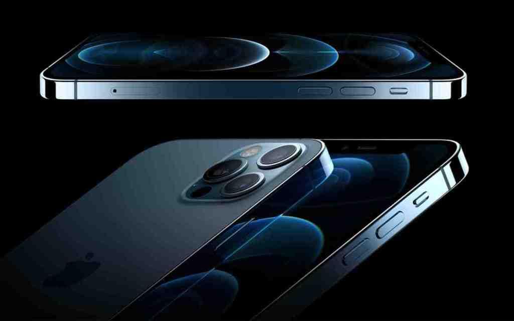 Reprise de l'Iphone 12 pro max