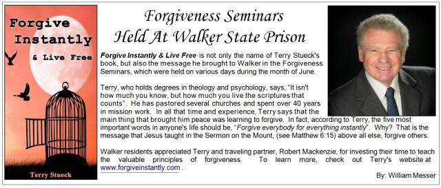 Walker State Seminar