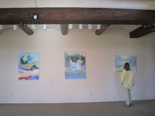 Barbara McCauley's Work at Gallery on the Green