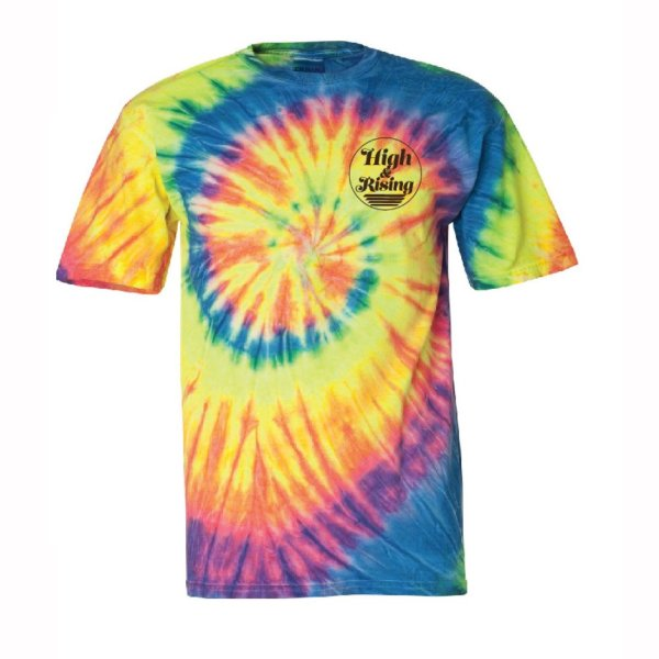 High & Rising Tie Dye