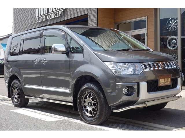 三菱 デリカD:52.4 G プレミアム 4WD