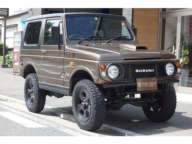 スズキ ジムニー660 ワイルドウインド 4WD