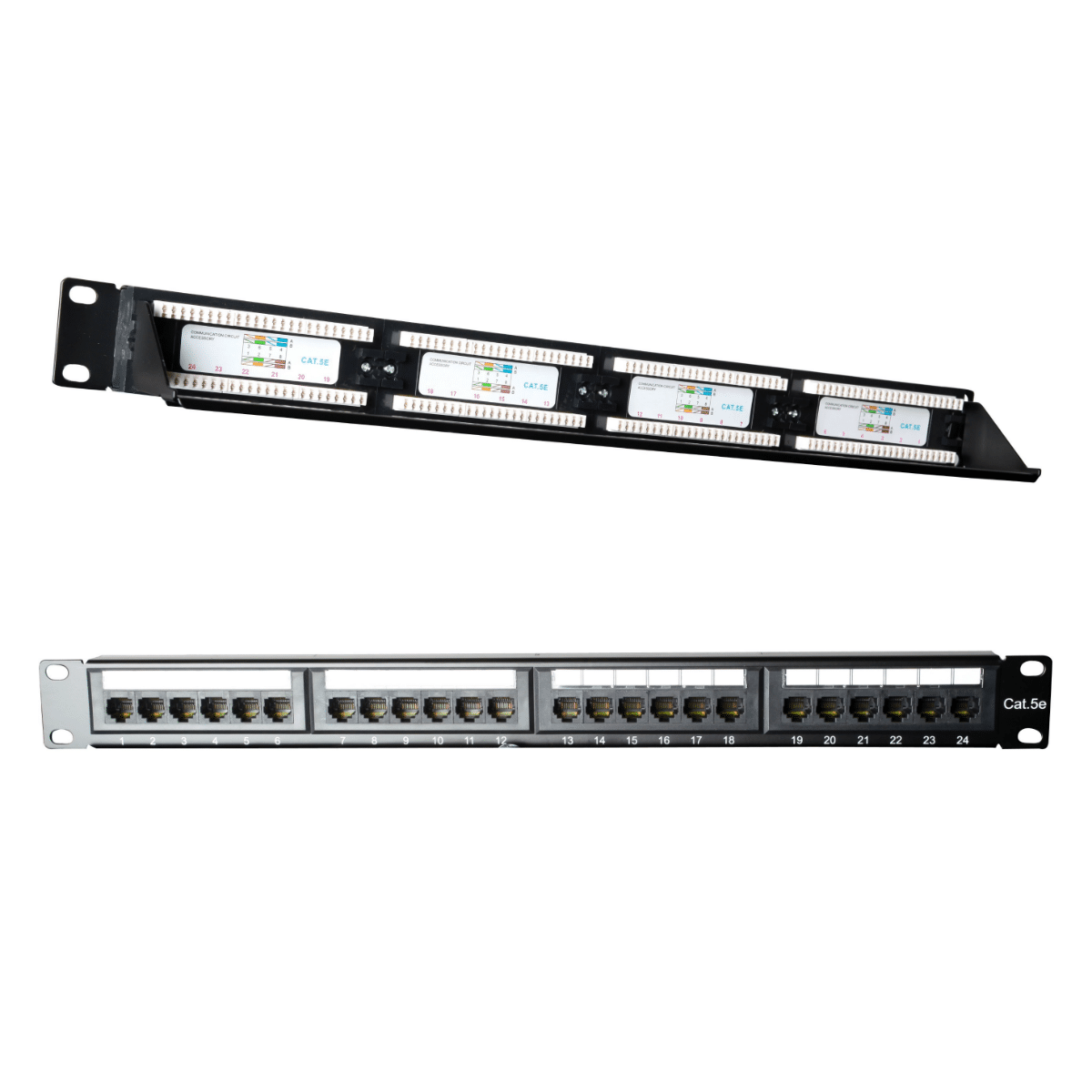 Quality Cat6 Patch Panel