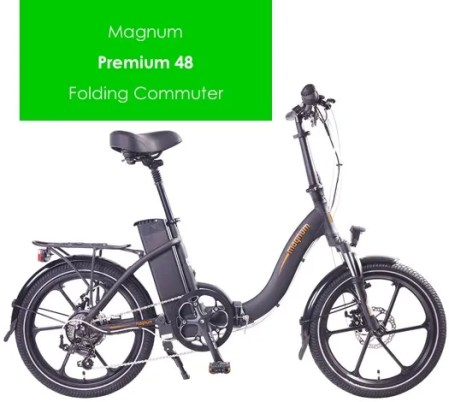 ebikes with a throttle