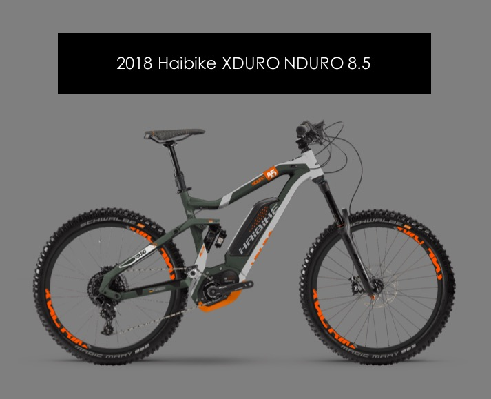 Haibike XDURO Nduro | Buy the E Bike of Enduro Champ-David Knight
