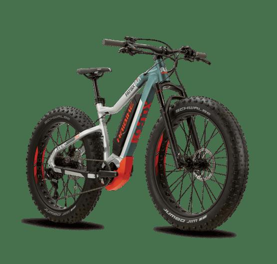 Haibike XDURO FatSix 8.0 Full Suspension Yamaha Battery/ Motor