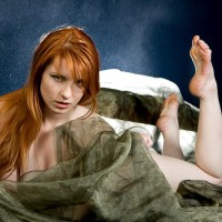 Nude Red Hairs Girl