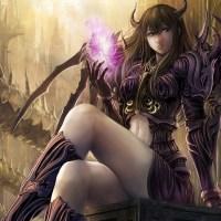 Erotic Fantasy Girl