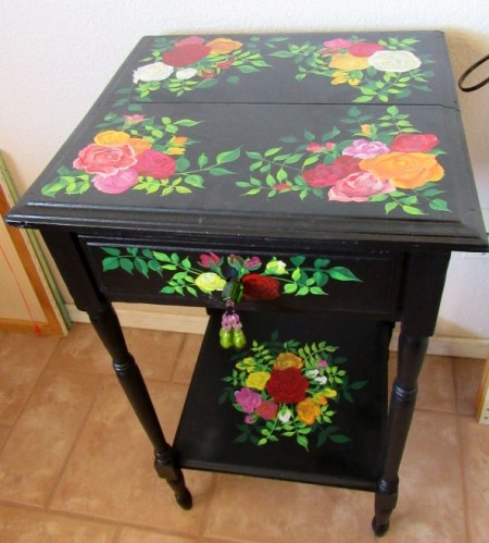 3-9-16-Lee-painted-table