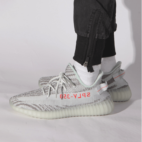 97514564eb880 Adidas Yeezy Boost 350 V2 Blue Tint  REAL BOOST  With Gift Set ...