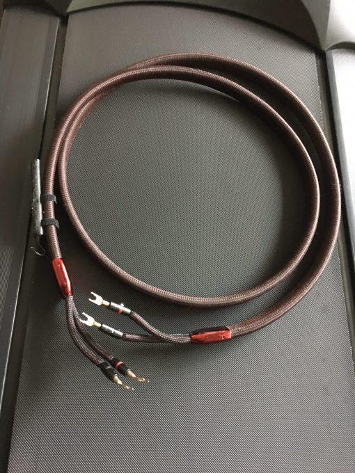 """Audioquest:"""" Redwood"""" 3,00m speaker cable"""