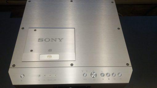 Sony SCD-1 Top