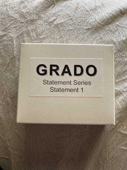 Grado Statement 1