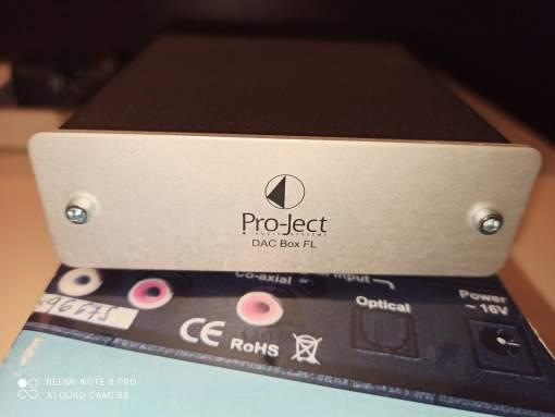 Pro-ject Dac Box FL