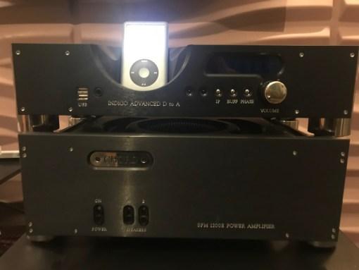 Chord Electronics Indigo and SPM 1050